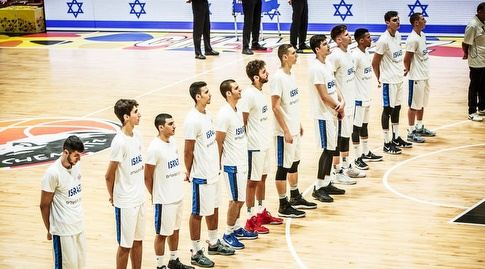 נבחרת העתודה של ישראל (FIBA)
