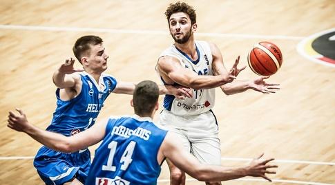 מיכאל מושקוביץ מוסר (FIBA)
