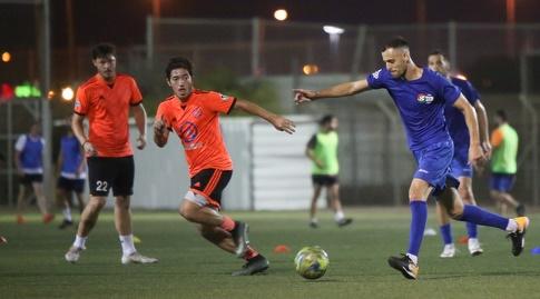 נבחרת כדורגל החובבים של ישראל (רדאד ג'בארה)
