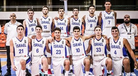 נבחרת הקדטים של ישראל (דוברות איגוד הכדורסל)