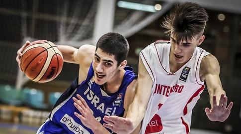 נבחרת הקדטים של ישראל (באדיבות איגוד הכדורסל)