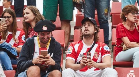 אוהדי ג'ירונה (La Liga)