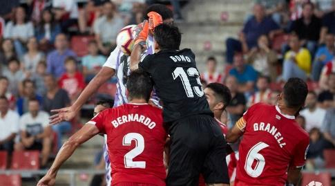 בונו מאגרף את הכדור (La Liga)