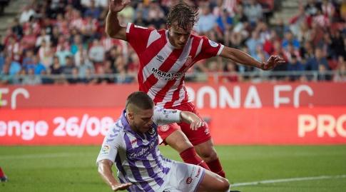 קקו גונטאן שומר על הכדור (La Liga)