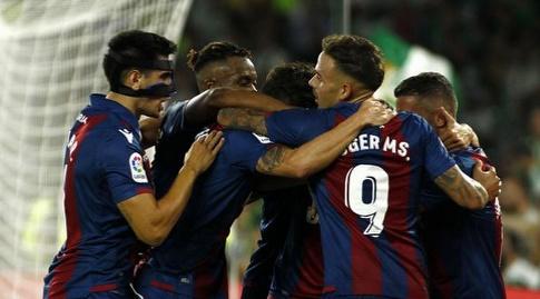 """שחקני לבאנטה. """"משחק גמר עבורם"""" (La Liga)"""