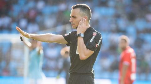 חאיימה לאטרה. פסל את שערו של מקסי גומס (La Liga)