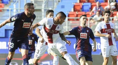 קוצ'ו הרננדס נוגח (La Liga)