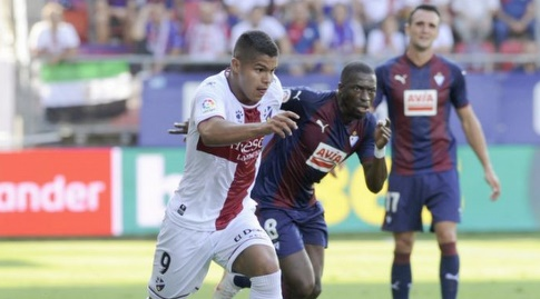 פאפאקולי דיופ רודף אחרי קוצ'ו הרננדס (La Liga)
