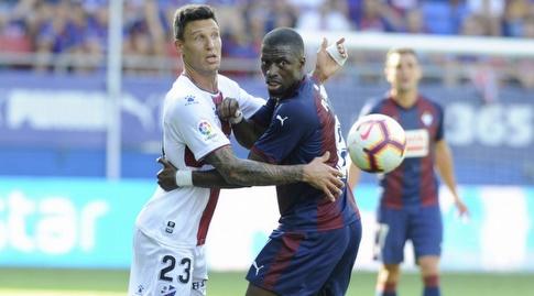 פאפאקולי דיופ מול דמיאן מוסטו (La Liga)