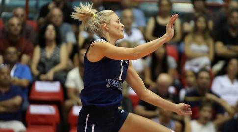 נבחרת כדורעף הנשים. הפסד כואב (שחר גרוס)