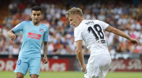 דניאל ואס מול אנחל קוראה (La Liga)