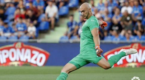 מרקו דמיטרוביץ בועט (La Liga)