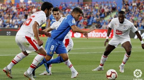 פרנסיסקו פורטייו עם הכדור (La Liga)
