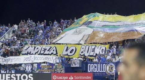 אוהדי לגאנס (La Liga)