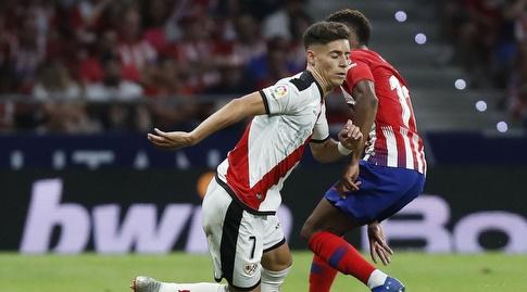 אלחנדרו מורנו עם הכדור (La Liga)