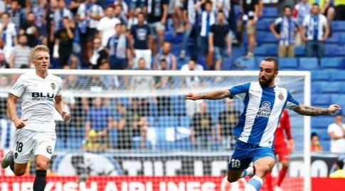 סרג'י דארדר עם הכדור (La Liga)