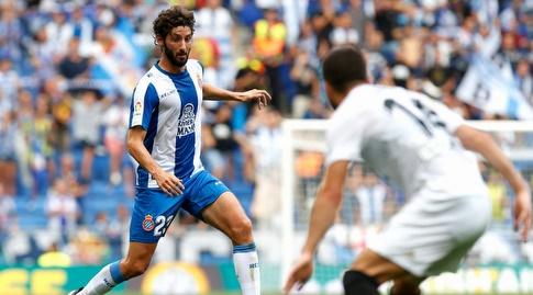 אסטבן גראנרו עם הכדור (La Liga)