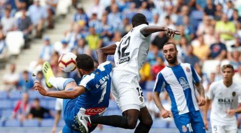 בורחה איגלסיאס מנסה לכבוש (La Liga)