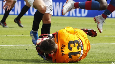 נטו עם הכדור (La Liga)