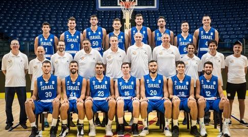 נבחרת ישראל (איגוד הכדורסל)