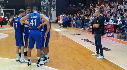 נבחרת ישראל (באיבות איגוד הכדורסל)