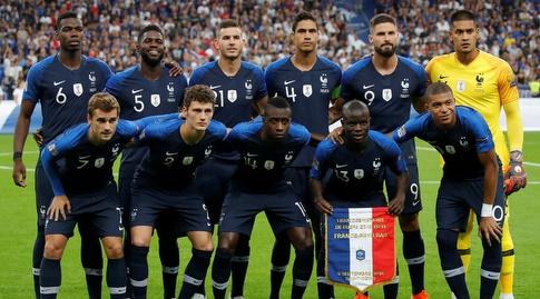 נבחרת צרפת (רויטרס)