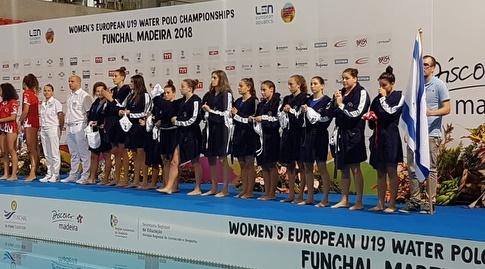 נבחרת הכדורמים לנשים עד גיל 19 (איגוד הכדורמים)