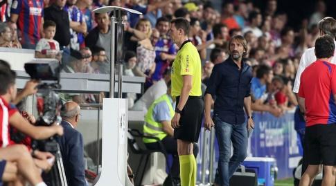מדיה חימנס בוחן את האירוע (La Liga)