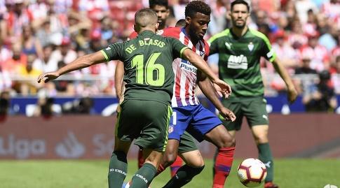 תומא למאר מול דה בלאסיס (La Liga)