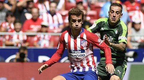 """אנטואן גריזמן. """"אפשר גם להגיד לא לברצלונה"""" (La Liga)"""