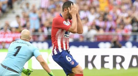 קוקה נעצר אצל דמיטרוביץ' (La Liga)