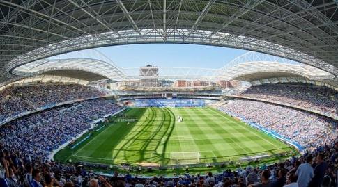 אצטדיון אנואטה המשופץ (La Liga)