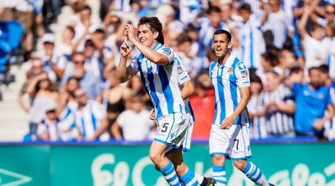 אריץ אלוסטונדו חוגג (La Liga)