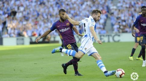 אסייר יראמנדי בועט (La Liga)