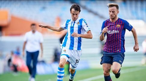 רובן פארדו מול איבן ראקיטיץ' (La Liga)