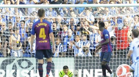 חרונימו רולי קולט את הכדור (La Liga)