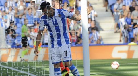 חואנמי מתוסכל (La Liga)