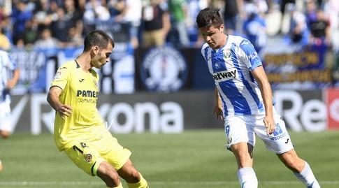 מאנו טריגרוס שומר על גידו קאריז'ו (La Liga)