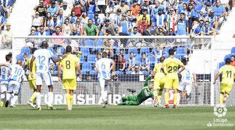 החמצת הפנדל של קאריז'ו (La Liga)