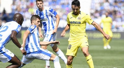 מאנו מוראלס מנסה להשתחרר (La Liga)