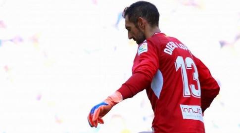 דייגו לופס עם הכדור (La Liga)