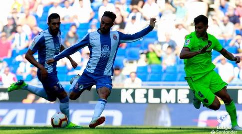 סרחיו גארסיה מבקיע (La Liga)