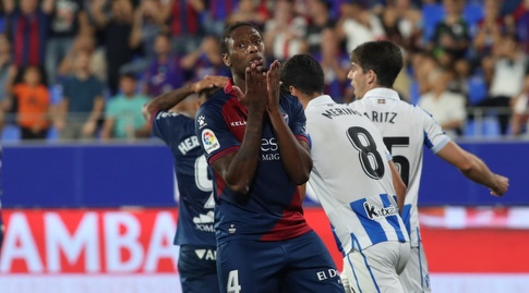 רובן סמדו מאוכזב (La Liga)