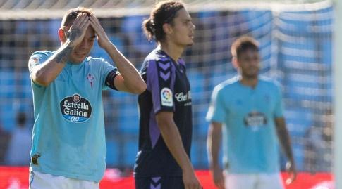 אספאס מאוכזב (La Liga)