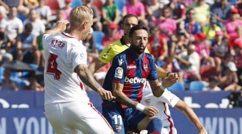 סימון קאר מרחיק (La Liga)