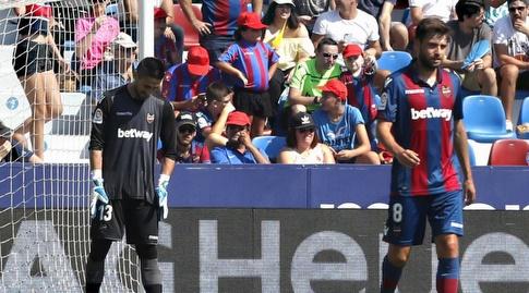 שחקני לבאנטה מיואשים (La Liga)
