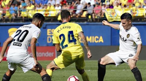 מיגל לאיון מול קווין גאמיירו (La Liga)