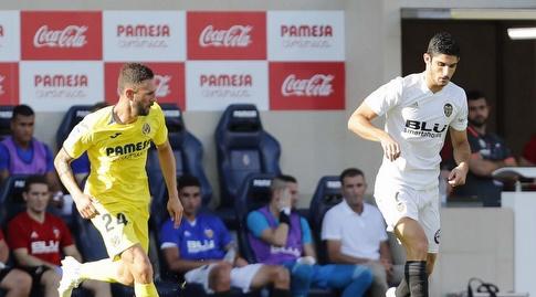 גונסאלו גדש מול מיגל לאיון (La Liga)