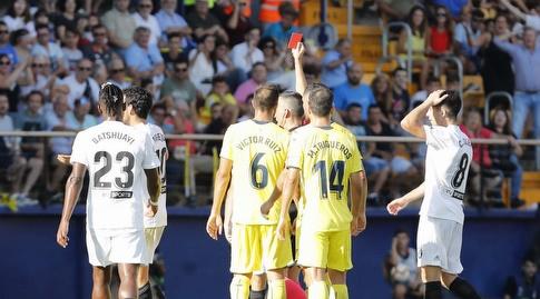דני פארחו מורחק (La Liga)
