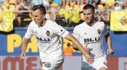 דניס צ'רישב וחוסה לואיס גאיה (La Liga)